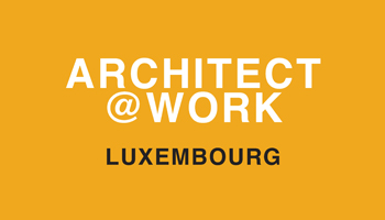 Architect@Work Luxembourg 2018